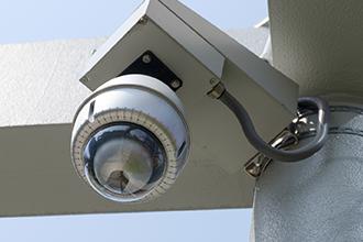 防犯カメラ取付工事