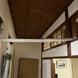 断熱材が必要となるエアコン工事のサムネイル