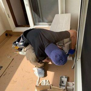 新築エアコン工事のサムネイル