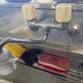食器洗い器の対策工事